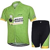 M&A JT-Amigo Maillot DE Ciclismo Pantalones Cortos