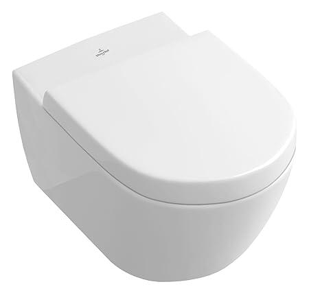 Villeroy U0026 Boch Subway 2.0   Wall Mounted WC White Alpin CeramicPlus