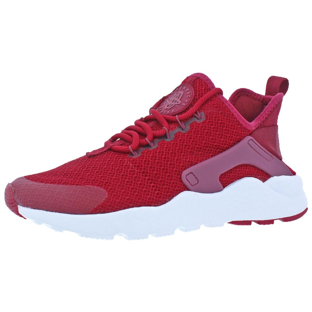 new arrivals bbe83 24c8e Galleon - NIKE Womens Air Huarache Run Ultra Training Running Shoes Red 8.5  Medium (B,M)