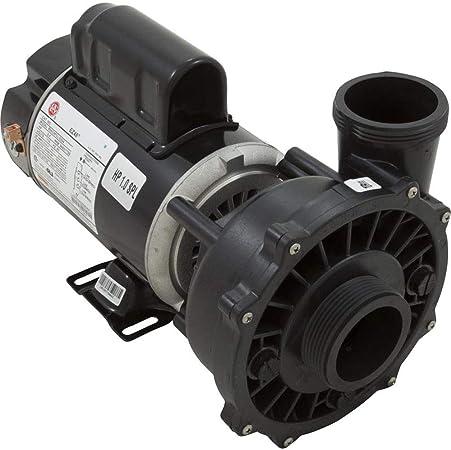 Waterway Executive 48-Frame 1 HP 2-Speed Spa /& Hot Tub Pump 3420410-1A 115v