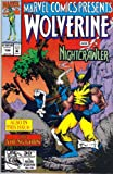 img - for Marvel Comics Presents, Vol. 1, No. 108: Wolverine and Nightcrawler / Ghost Rider and the Werewolf book / textbook / text book