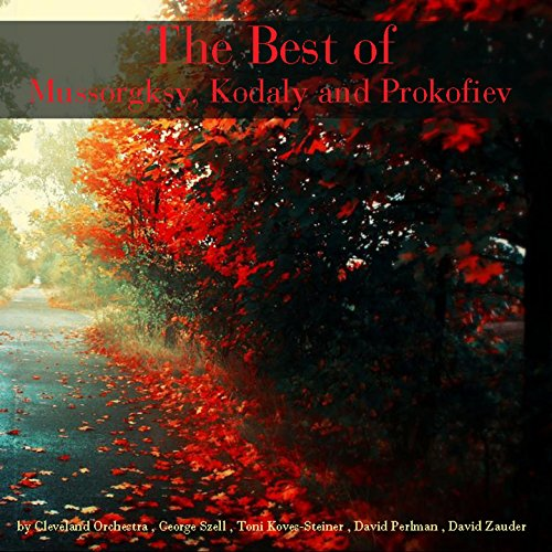 Symphonic Suite, Op. 60: V. Kije's Funeral (George Best Funeral Music)