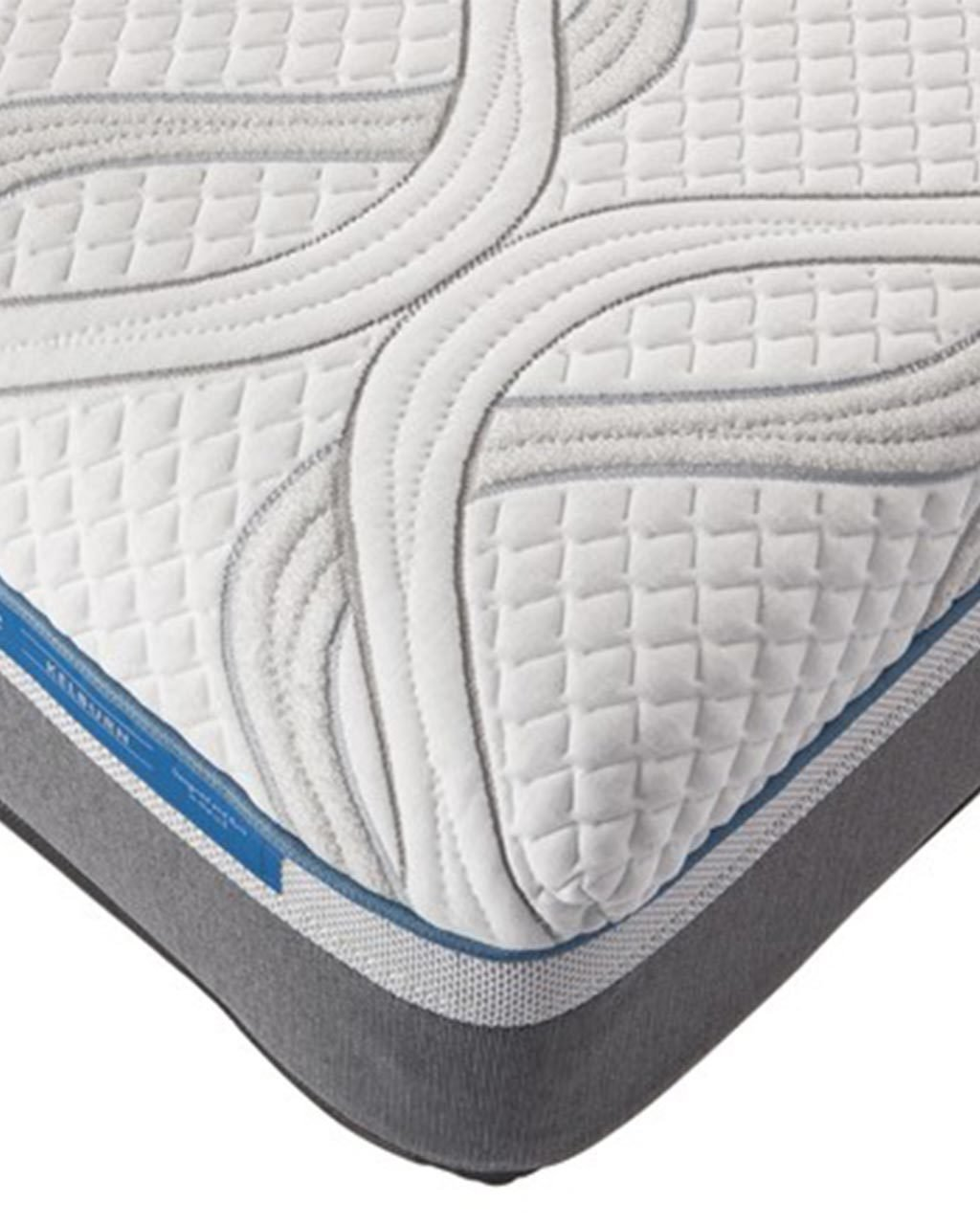amazon com sealy posturepedic hybrid elite kelburn firm mattress