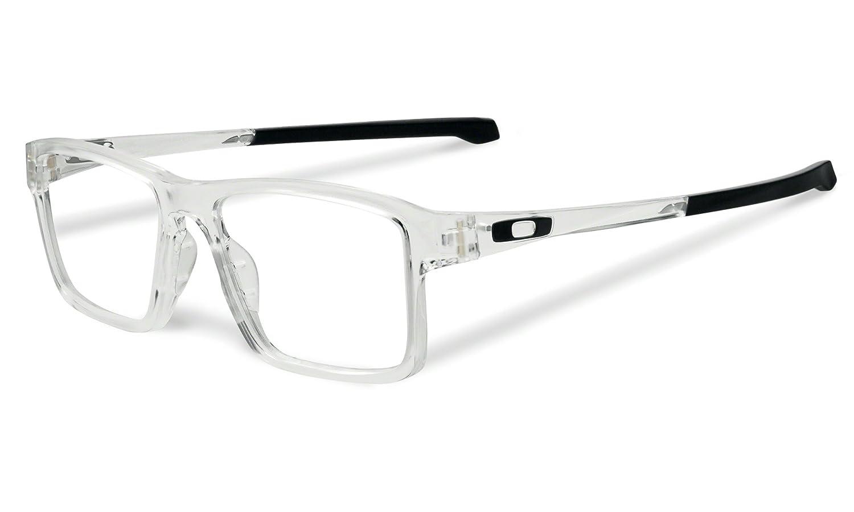 Amazon.com: New Oakley Prescription Eyeglasses - Chamfer 2.0 OX8040 ...