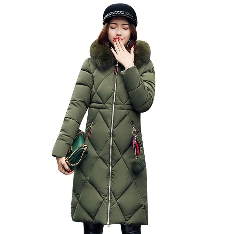 Inventive Zipper Button Hooded Warm Light Long Windbreaker Jacket Winter Plus Oversized Thick Korean Down Coat Straight Parka Outwear Top Jackets & Coats Parkas