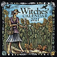 Llewellyn's 2021 Witches'