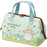 Studio Ghibli My Neighbor Totoro Gamaguchi Lunch Bag(Sky-blue Series)