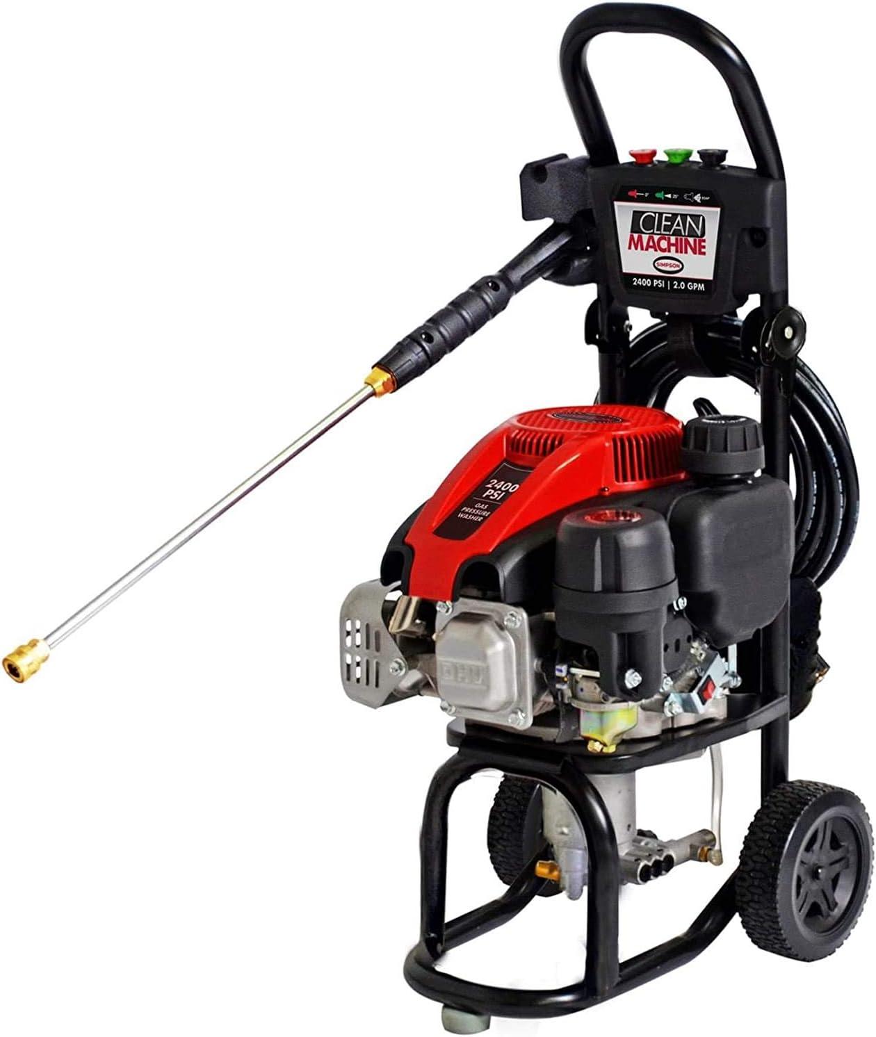 SIMPSON CM60912 Gas Mower