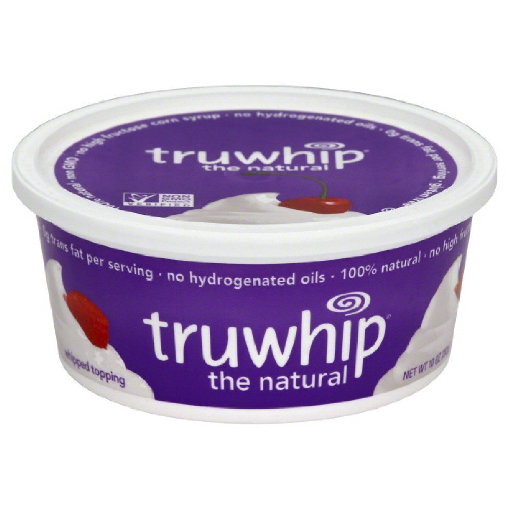 Truwhip Whipped Topping, 10 Ounce (Pack of 12) by Truwhip (Image #1)