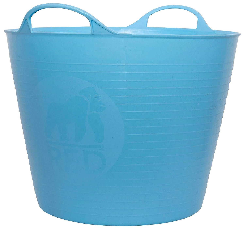 Tubtrugs SP26SKBL Flexible Sky Blue Medium 26 Liter/6.9 Gallon Capacity