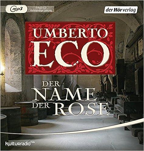 Book Der Name der Rose
