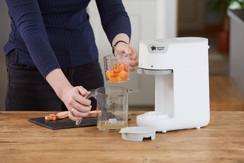Tommee Tippee Robot Cuiseur Mixeur pour B/éb/é