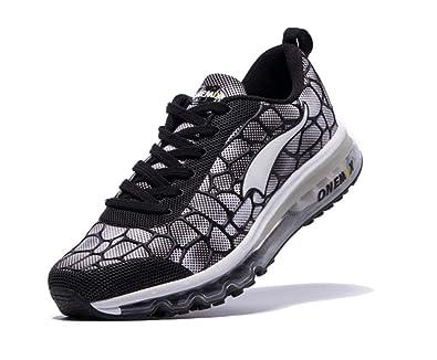 d8b04fb6250b UB-ONEMIX Mens Lightweight Athletic Running Shoes Breathable Sport 6.5 D(M)  US