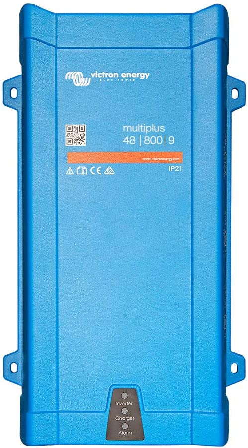 Victron Energy - Inversores/cargadores MultiPlus 700W 48V 800VA Victron Energy 48/800/9-16 - PMP481800000