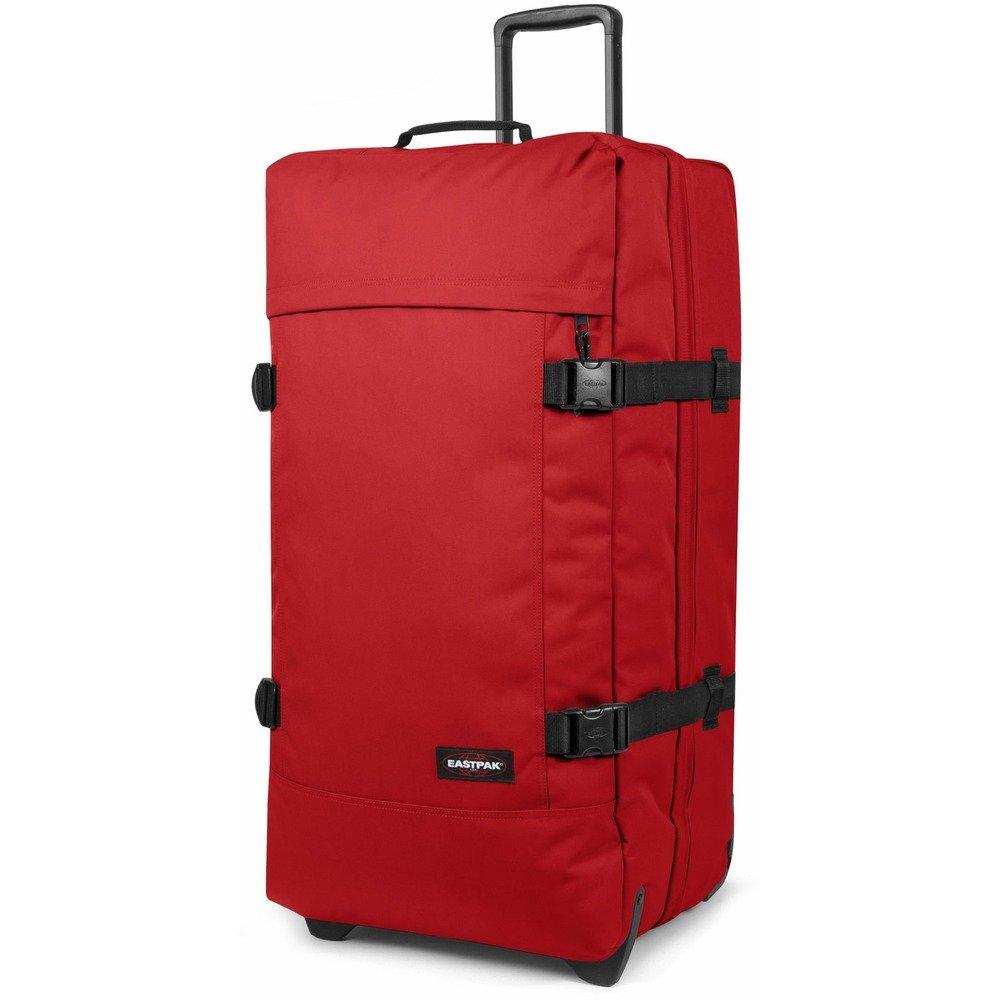 Eastpak Tranverz rot Reisetaschen Test