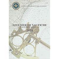 Istituto Idrografico della Marina. IIM 3132. Effemeridi nautiche 2019