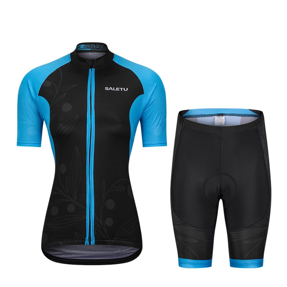 JYMDH Herren Outdoor Sports Mountainbike Kurzarm Herren Radsportbekleidung Set Sportswear Road Mountainbike Fahrrad Outdoor Full Zip Kurzarm Radtrikot + Shorts