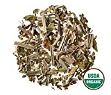 Mint Medley Tea - Organic - Caffeine Free - Loose Leaf - Bulk - Non GMO - 91 Servings