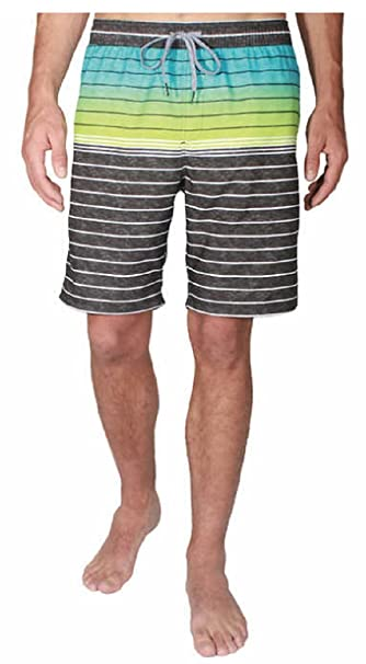 642c8437a48bb Trinity Mens Volley Hybrid Swim Shorts with Liner (XX-Large, Black ...