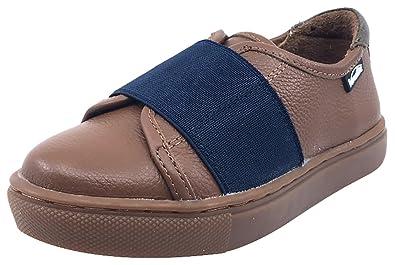 f494c3ced371e5 Amazon.com  Venettini Boy s Zane Slip-On Sneaker (Luggage Blue