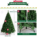 7.5-feet First Class Christmas Pine Trees 1900 Tips Branches Artif (Small Image)
