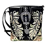 Montana West Camouflage Collection Crossbody