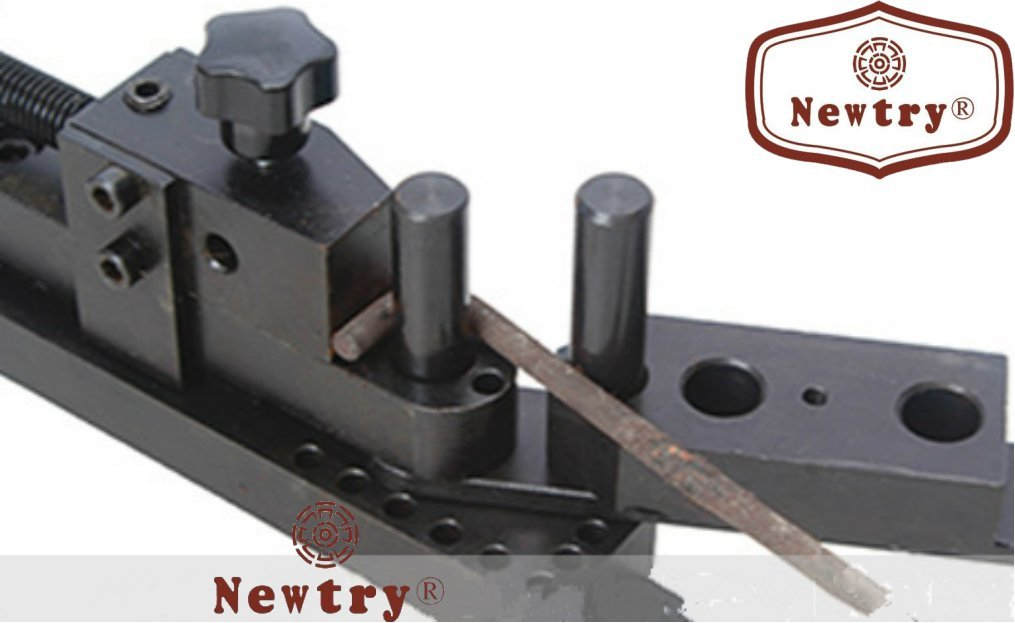 Newtry S/N:20012A Universal Bender/Bending machine with mould by NEWTRY (Image #3)