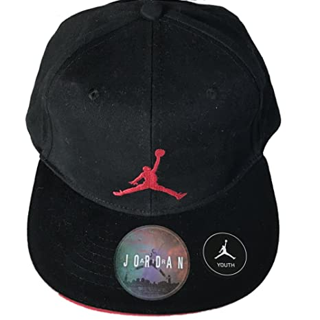 aa491f0accc Image Unavailable. Image not available for. Color  Nike Air Jordan True  Snapback Cap ...