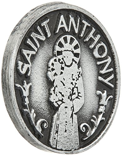 Cathedral Art PT407 Saint Anthony Pocket Token, 1-Inch