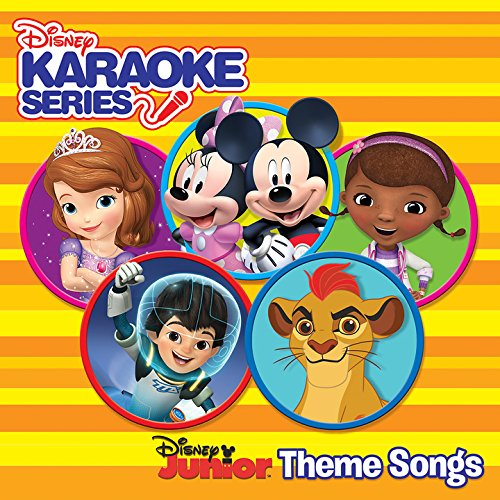 Disney Karaoke Series - Disney Junior Theme Songs