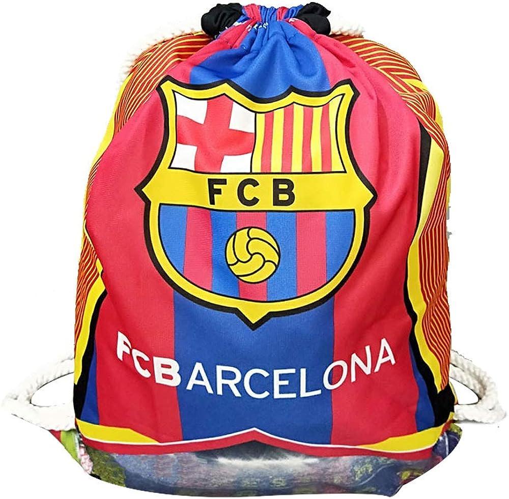 Football Clubs Bolsa De Gimnasio De Futbol Mochila Con Cordon Y Bolsa De Deporte