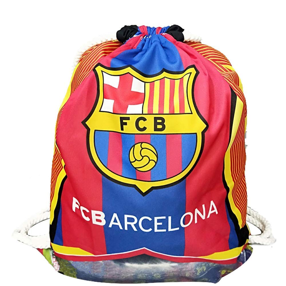 Amazon.com: Football Clubs Bolsa De Gimnasio De Futbol ...