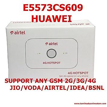 Vodafone Huawei E5573 R216 150 MBPS 4 G LTE WiFi de banda ancha móvil MiFi Hotspot
