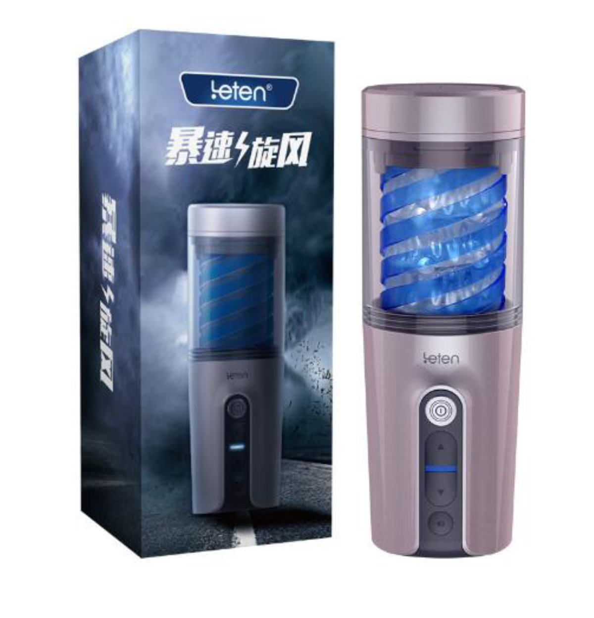 Premium Automatic Rotation and Copression Absorb Electric Sucker Intelligent Voice Interaction Machine for Men