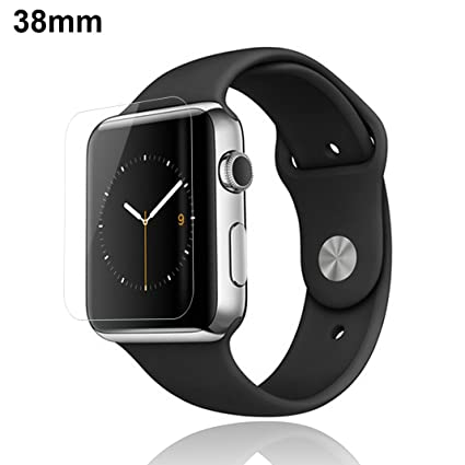 Protector de Pantalla Apple Watch 38 MM,HuaforCity Film de ...