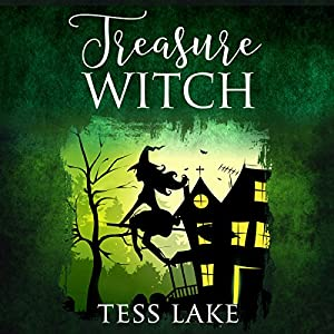 Treasure Witch Audiobook