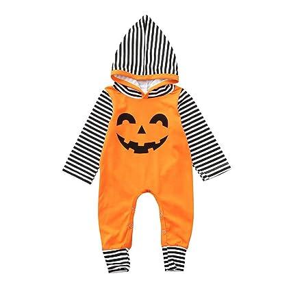 Bestow Mono Mameluco Trajes de Disfraces de Halloween BebšŠ Halloween Mameluco Ni?o Peque?o Ni?os Ni?os con Capucha: Amazon.es: Ropa y accesorios