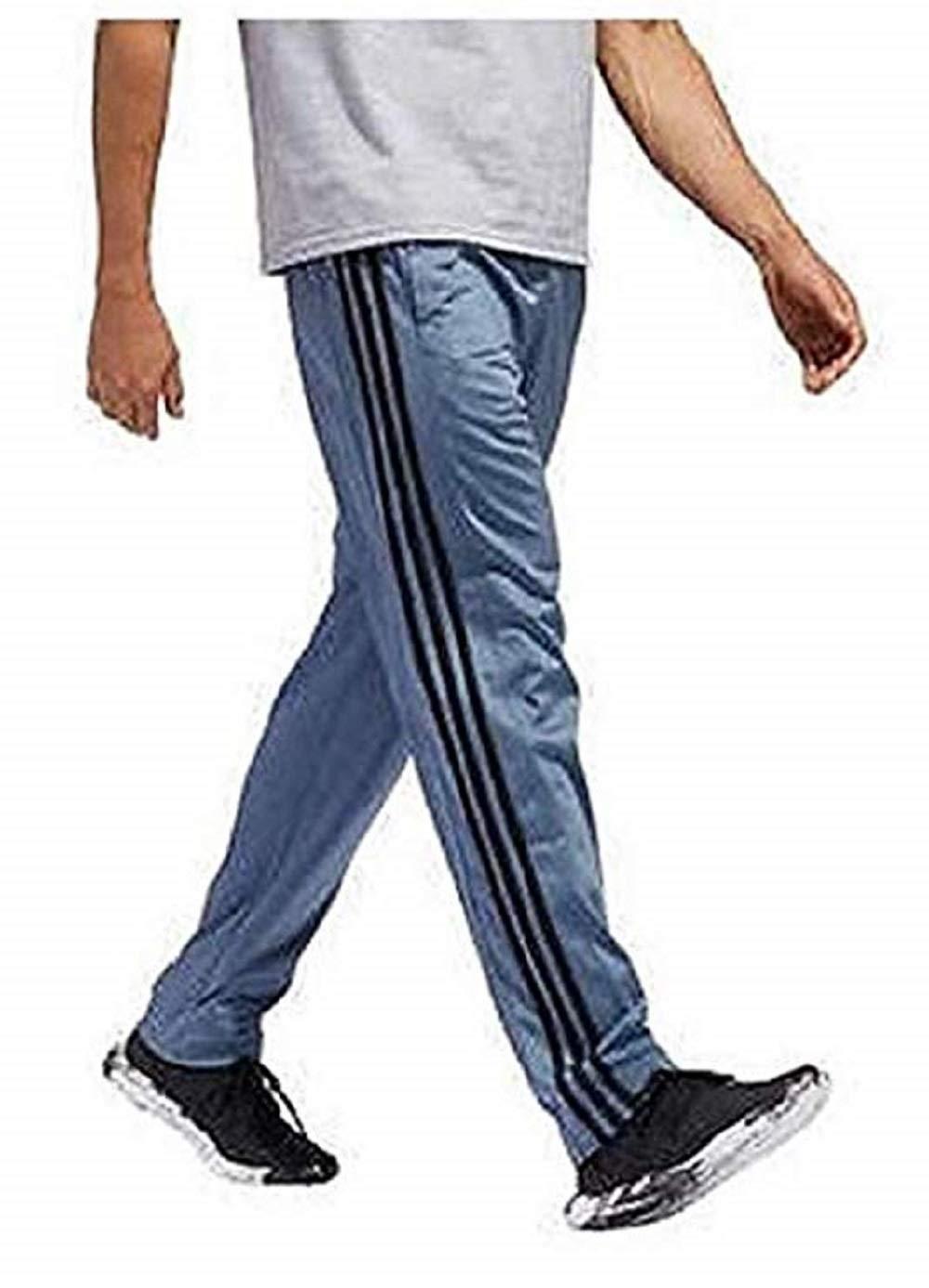 adidas Men's Essential Track Pants Gameday Pant (Rawste Grey, X-Large)
