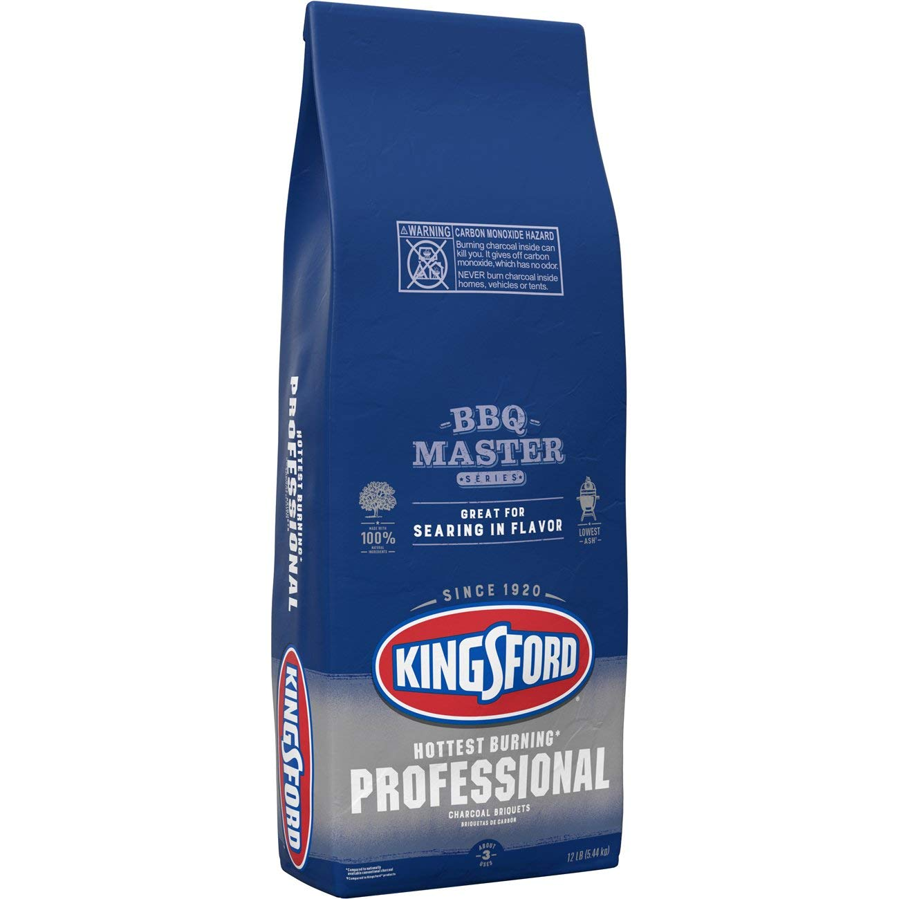 Kingsford Charcoal Professional Briquettes, 12 Pounds by Clorox