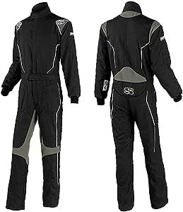 Simpson Q104412 Qualifier Two-Piece Racing Suit