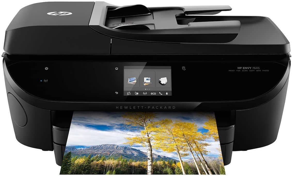 HP ENVY 7645 e-All-in-One Color Inkjet Printer