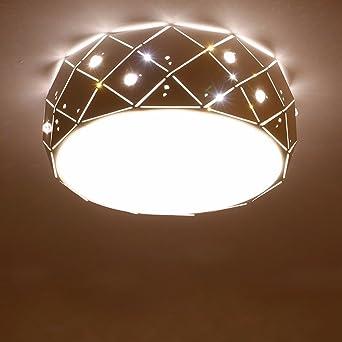 Led Deckenleuchte Einfache Und Moderne Ideen Das Wohnzimmer Beleuchtung  Fernbedienung Hochzeit Beleuchtung, Warmes Licht,