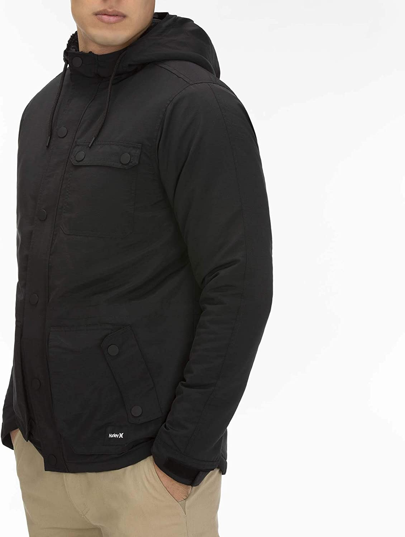Hurley mens Slammer Jacket