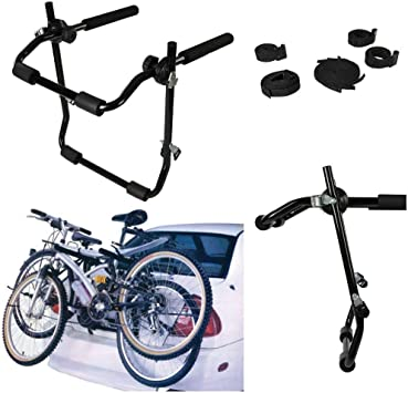 fits Toyota Aygo 3 Cycle Carrier Rear Tailgate Boot Bike Rack Bicycle