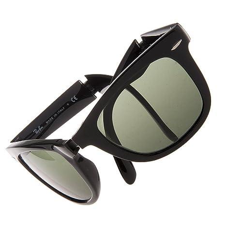 Ray-Ban RB4105Folding Wayfarer - Gafas de sol, 54mm
