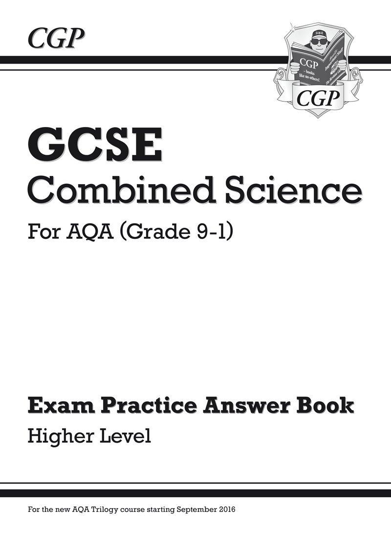 Workbooks practice workbook : New GCSE Combined Science: AQA Answers (for Exam Practice Workbook ...
