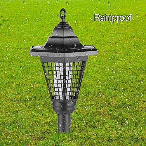 Zapper Killer UV Lamp Garden Yard Walkway Lawn Landscape Outdoor Light by LitleMat (Image #3)
