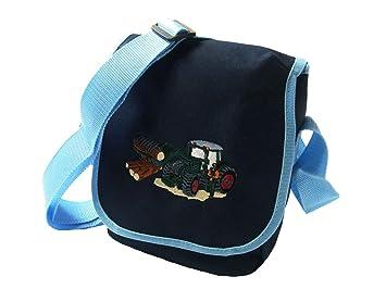 Frontlader Backpack : Zintgraf kita kindergartentasche stickerei traktor frontlader