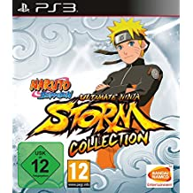 Naruto Shippuden Ultimate Ninja Storm Collection (1 + 2 + 3 Full Burst) - [PS3]