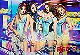 WONDER GIRLS - REBOOT (3rd Album) CD+68p Photo Booklet+Special Sticker+Folded Poster